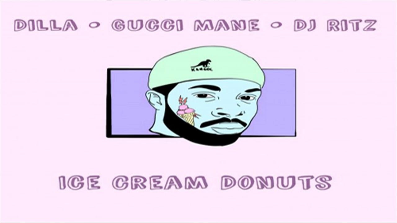 44df7ac67 DJ Ritz Presents Gucci Mane & J Dilla – Ice Cream Donuts-Mixtape & Video |  THEHIPHOPMIX
