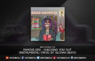 Famous Dex – Checking You Out Instrumental & Video