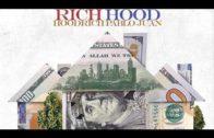 Hoodrich Pablo Juan – Rich Hood-2018- Mixtape & Video