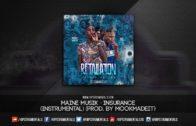 Maine Musik – Insurance [Instrumental] (Prod. By MookMadeit) + DL via @Hipstrumentals