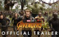 Marvel Studios' Avengers: Infinity War Official Trailer Marvel Entertainment