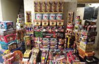 My July 4th, 2017 Firework Stash In Its Entirety (And Prices for WF Boom Products!!)