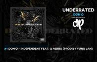 Don Q – Underrated-2018 Mixtape Video
