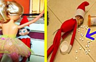The Most Hilarious 'Elf On The Shelf' Ideas ⚈