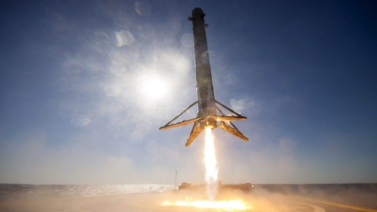 5 AMAZING SpaceX Rocket Landing Videos [FOR REAL?]