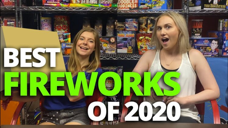 BEST Fireworks of 2020 – 4th of July Fireworks Shopping List