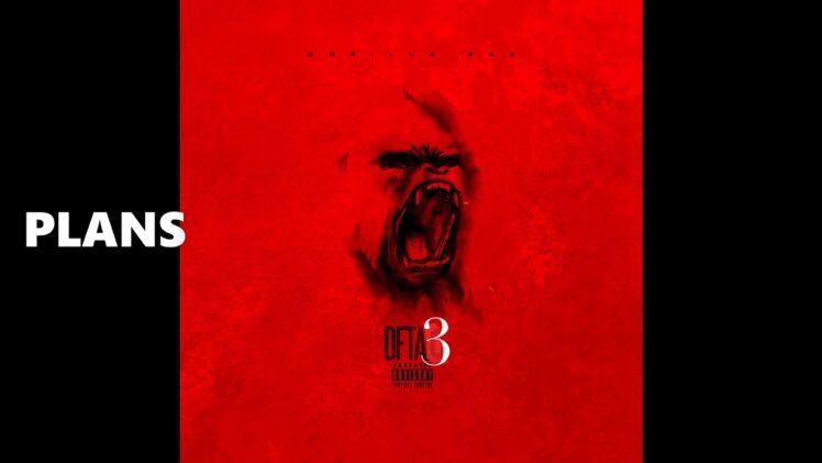 Gorilla Zoe – Don't Feed Da Animals 3-2020- Mixtape Video