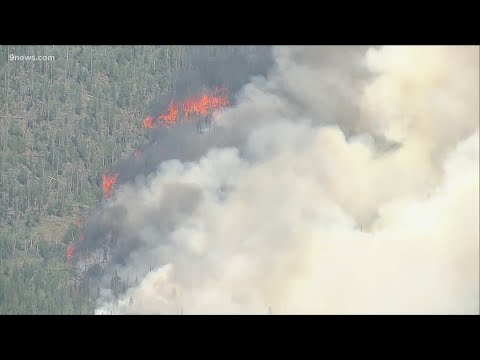 Colorado wildfires: An update on all the wildfires burning in the state right now