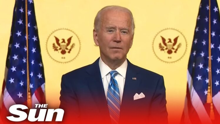 Live: Joe Biden Thanksgiving speech focusing on covid challenges