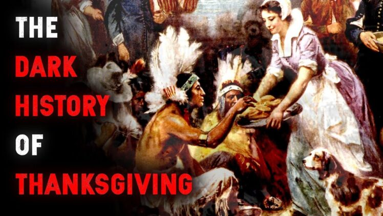 The TRUE And Dark History Of Thanksgiving | Dark History