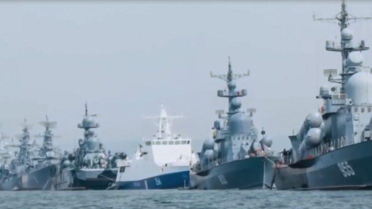 China, Rusia e Irán hacen ejercicios navales para fortalecer relación