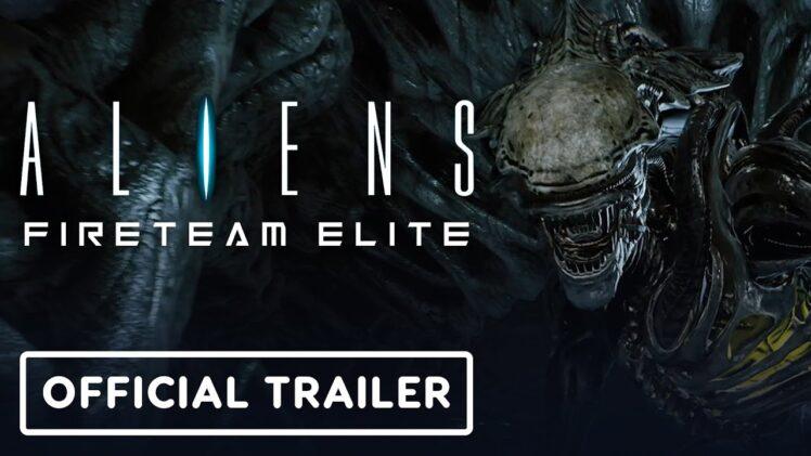 Alien Fireteam Elite Trailer